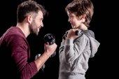 Otec a syn výkonu