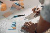 Podnikatelé, práce s grafy