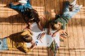 aranyos gyerekek rajz
