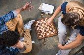 Fényképek Meg sakkozni