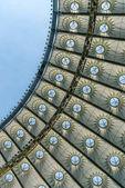 Fotografia tetto dello Stadio Olimpico