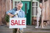 Pár prodej svého domu