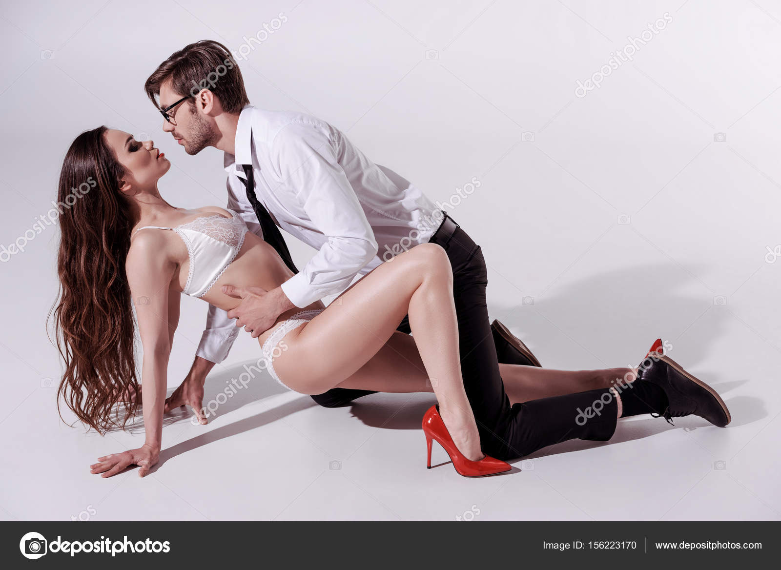 Foreplay seduction