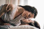 Fotografie Young sensual couple
