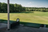 Üres golf course