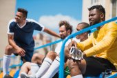 multikulturní fotbalový tým