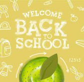 Fotografie welcome back to school