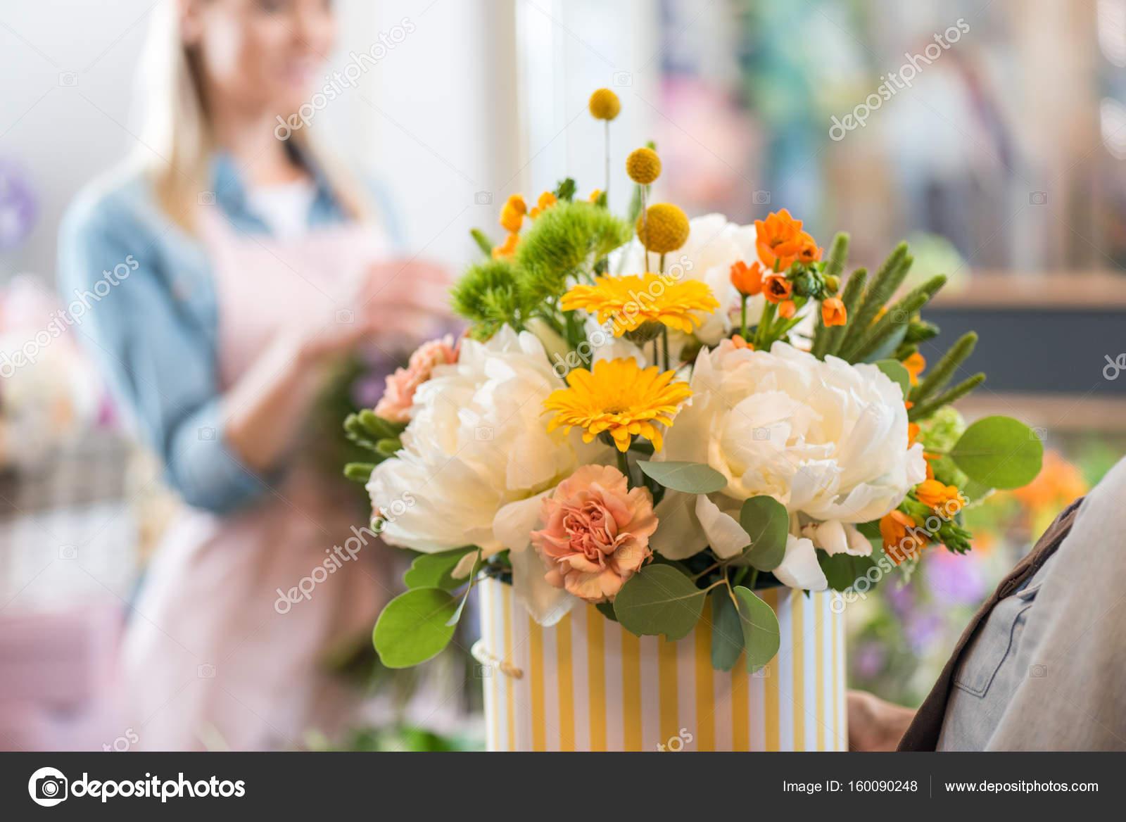 Beautiful flowers in flower shop stock photo arturverkhovetskiy beautiful flowers in flower shop stock photo izmirmasajfo