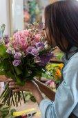 africká americká květinářství s květinami