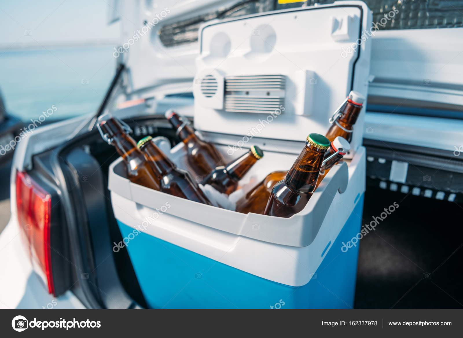 Auto Kühlschrank : Auto kühlschrank dc v v tragbare camping kühlschrank auto tief