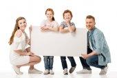 rodina s transparent