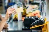 prodavače hospodářství kreditní karta