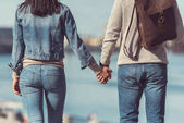 Photo holding hands