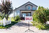 Fotografie Haus zu verkaufen