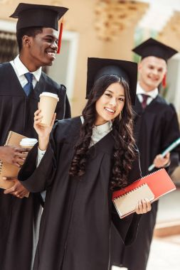 multiethnic graduated students
