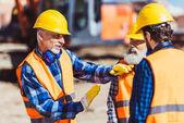 Polier leitet Bauunternehmen
