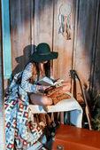 Fényképek Cseh lány olvasókönyv