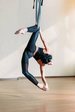 acrobatic aerial dance