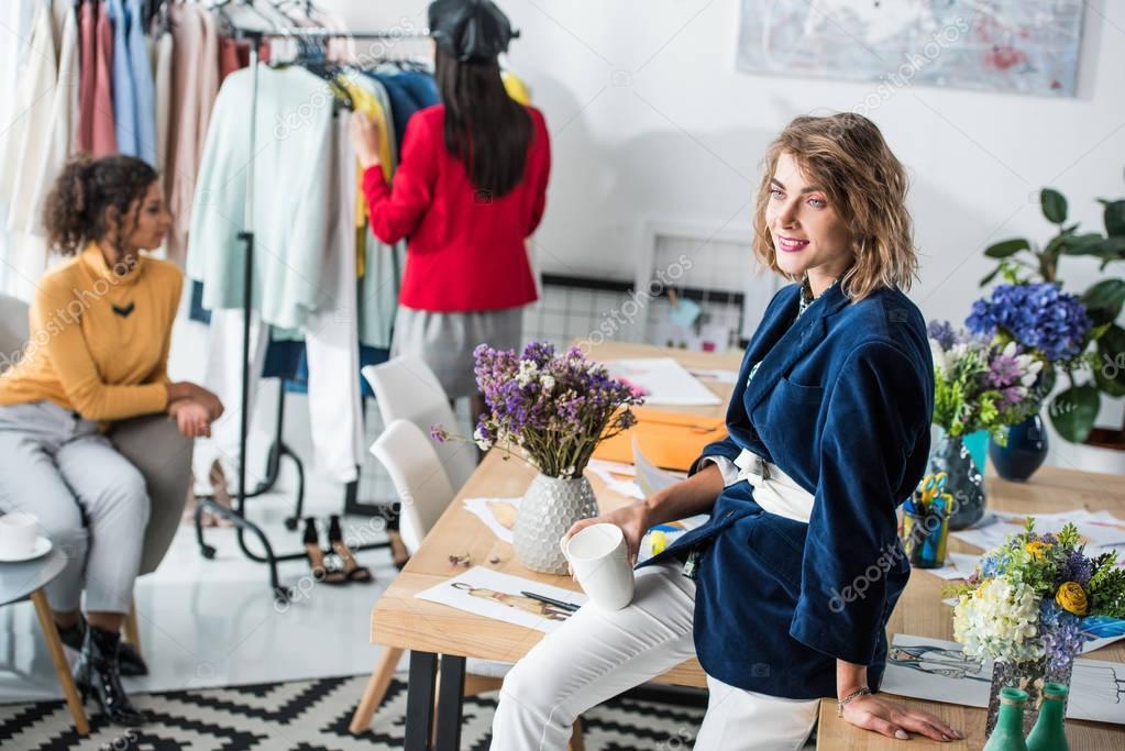 multiethnic fashion designers
