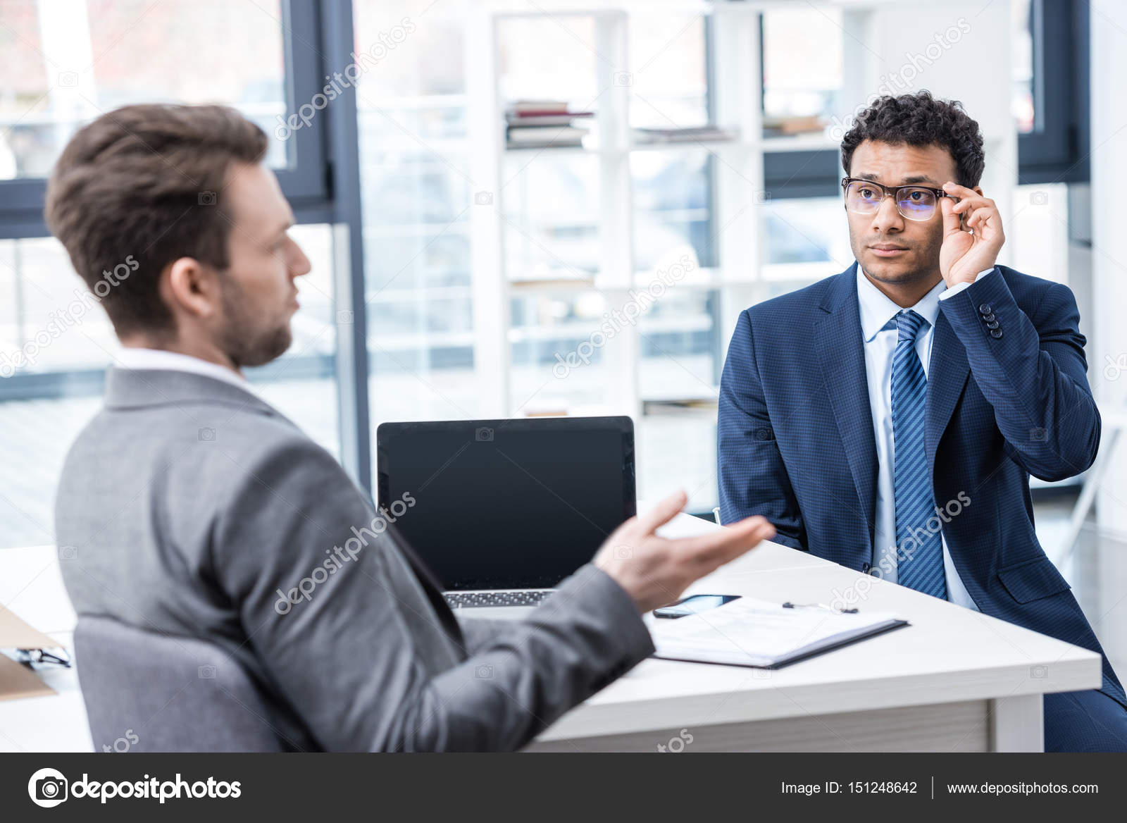 op sollicitatiegesprek