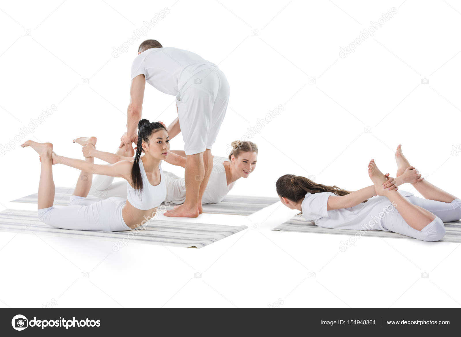 ᐈ Yoga frog stock images, Royalty Free frog pose photos