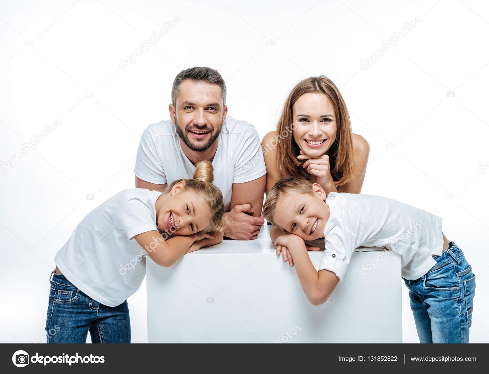 весёлая семья картинки