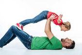 otec a dcera, Bavíte se spolu