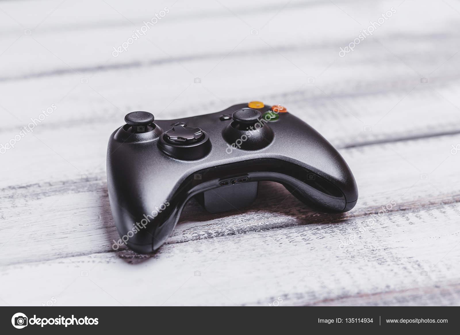 Imagenes Xbox 360 Controlador Gamepad O Juego Wireless Negro Para