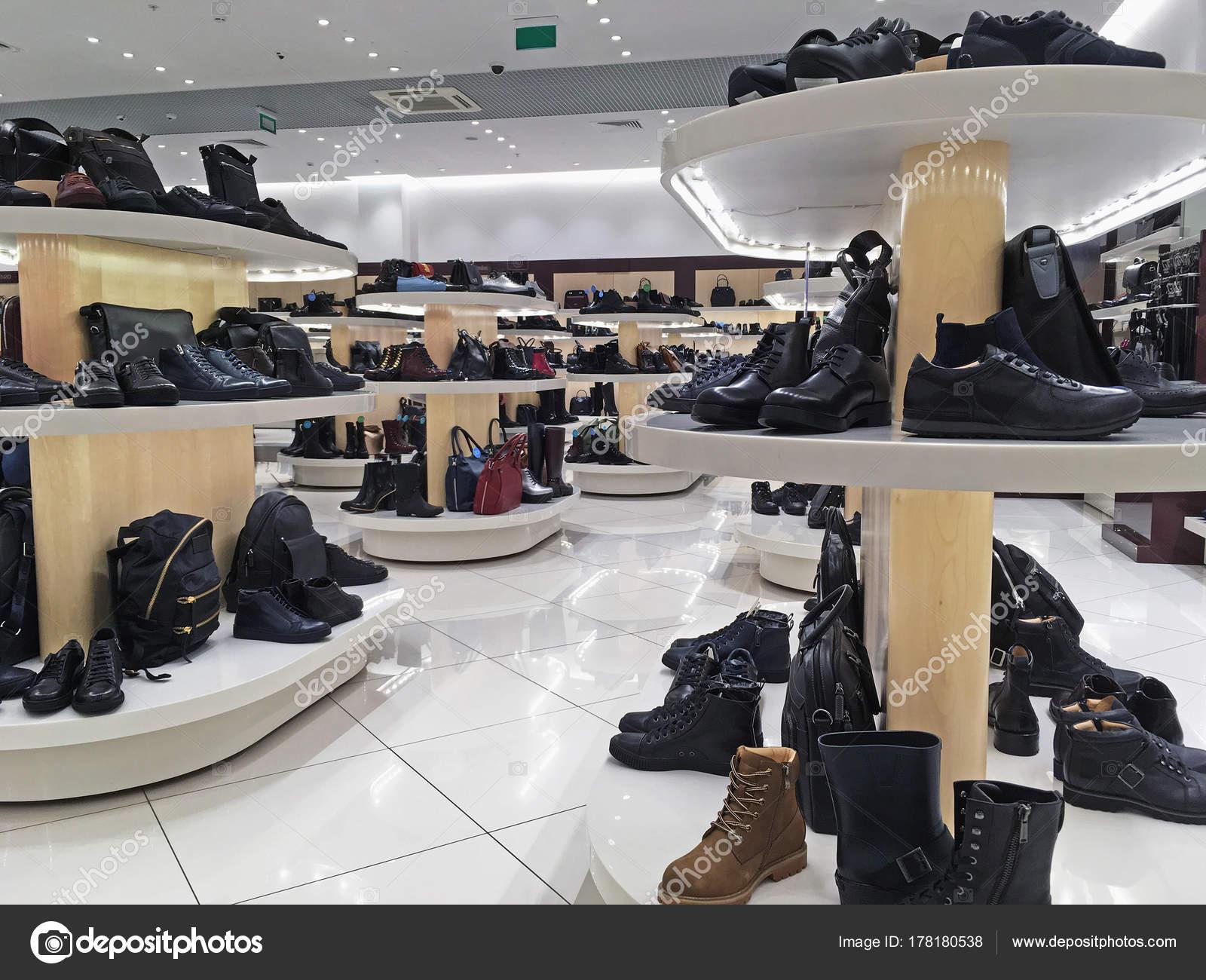 005e9bfc99 Loja de calçados de moda grande luxo