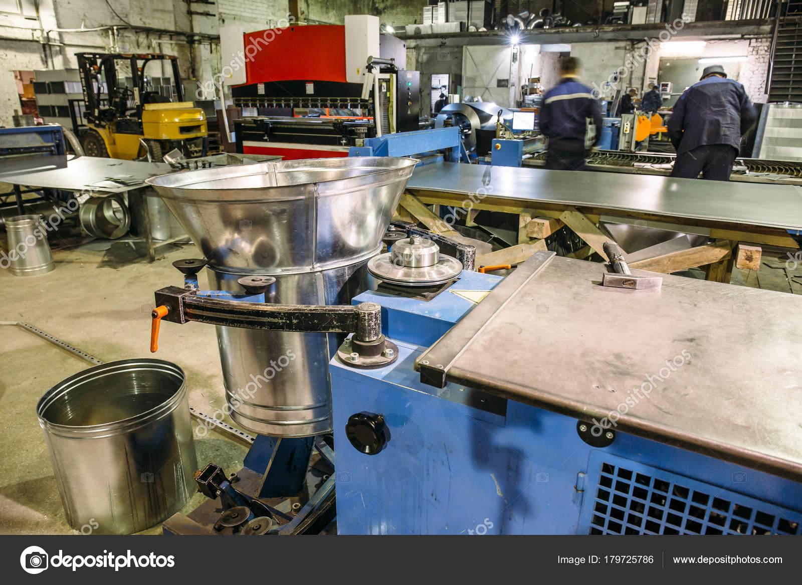 Fabrica O De F Brica Da Produ O Moderna Para Metais De Sistemas De