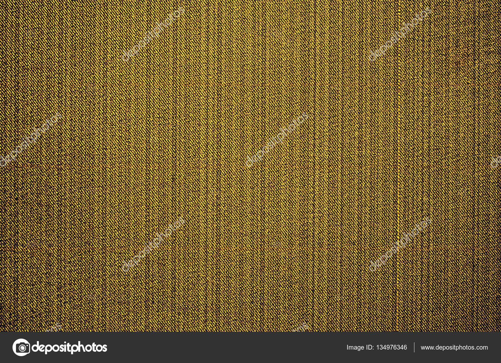 Fragment Of Striped Wallpaper Colored In Gold Brown Or Abstract Bright Seamless