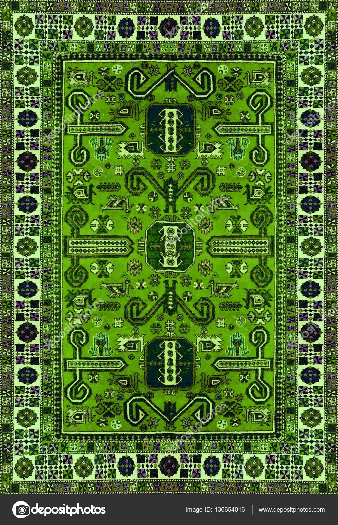 Trama tappeto persiano ornamento astratto reticolo della - Tappeto mandala ...
