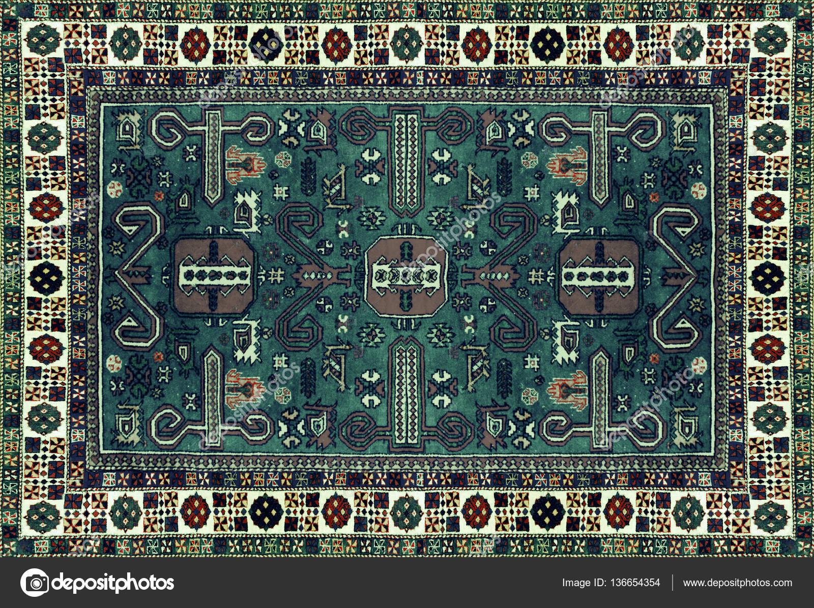 Perzisch Tapijt Groen : Bol tapeso perzisch tapijt cairo groen cm