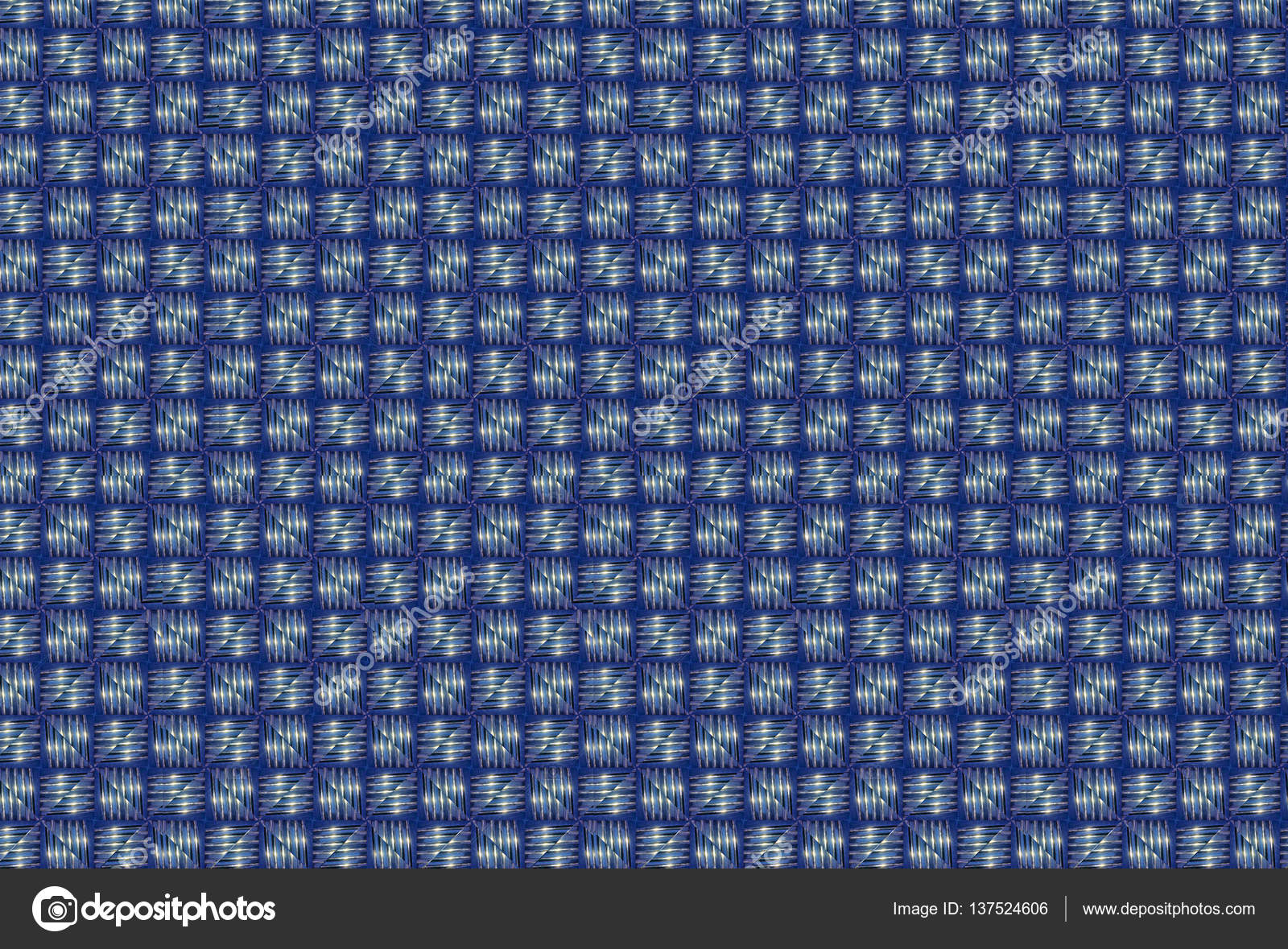 Kleines Mosaik Fliesen Hintergrund, quadratisches Muster Textur ...