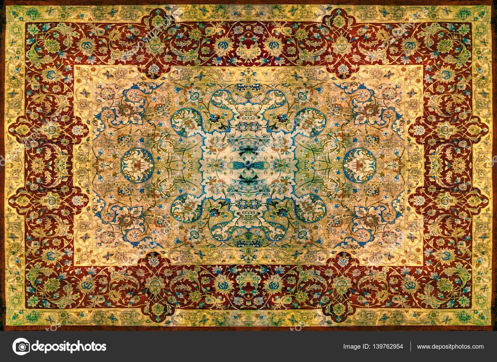 Blauw Perzisch Tapijt : Prachtig perzisch nain tapijt handgeknoopt oosters tapijt