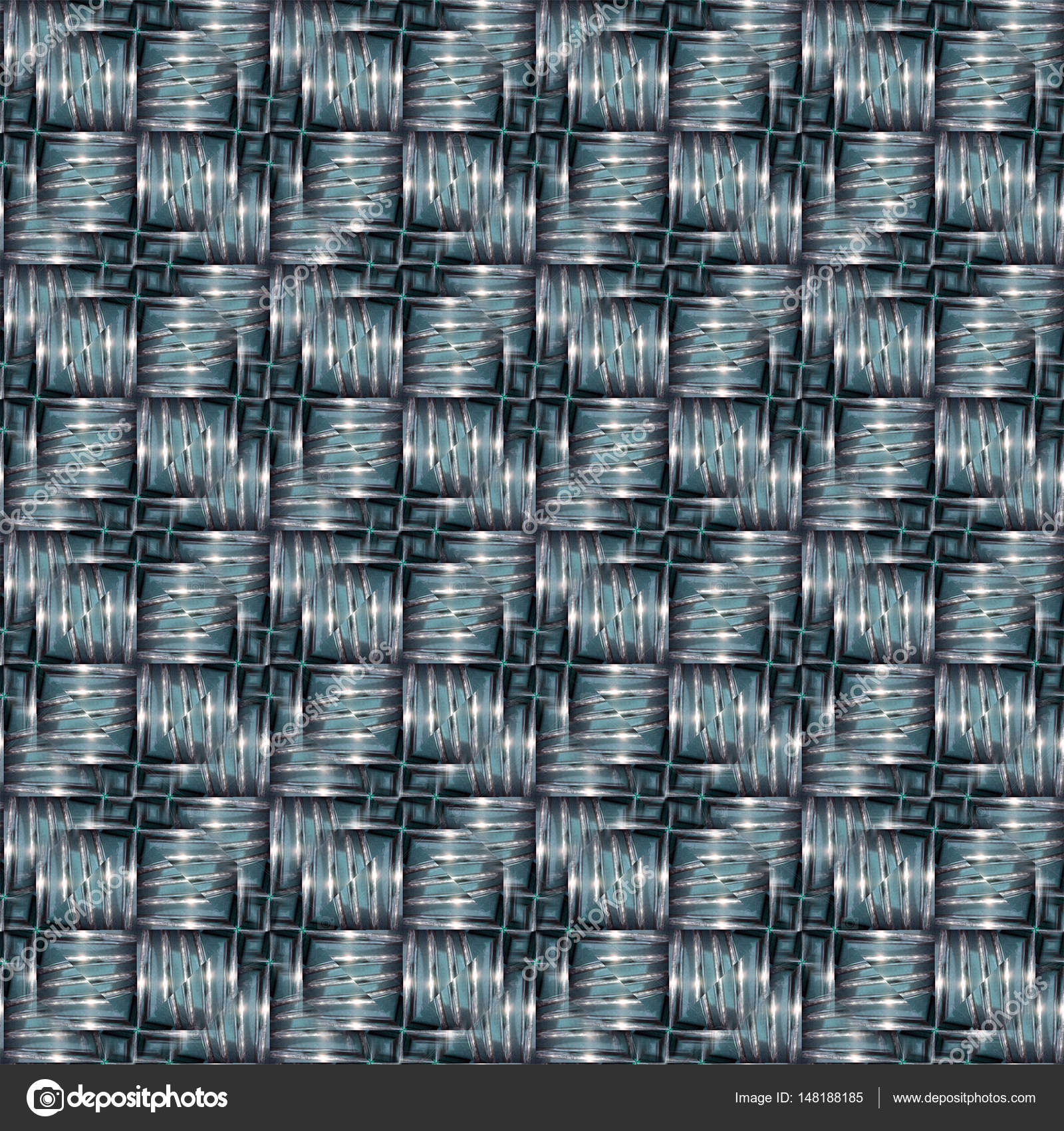 Abstract seamless Colored glass-ceramic tiles on the wall, or mosaic ...