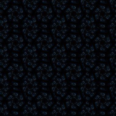 Brown mosaic pattern background.High-resolution seamless texture