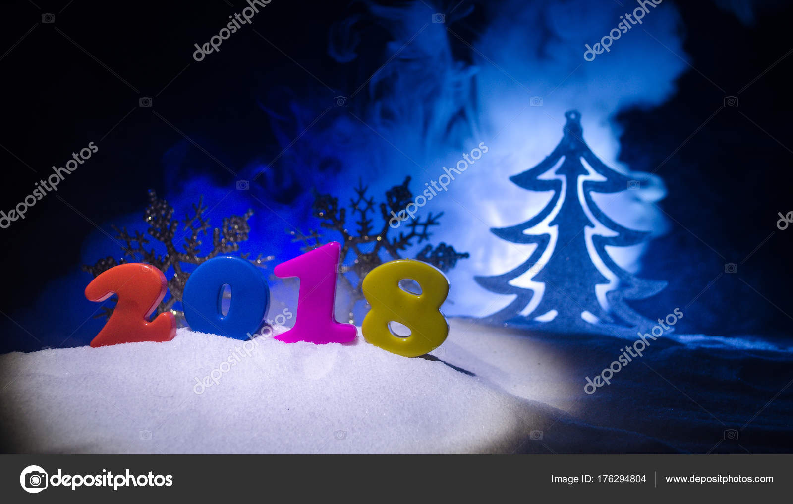 new years eve celebration background with new year elements or symbols decoration for greeting card