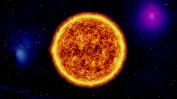 3D-Modell der Sonne