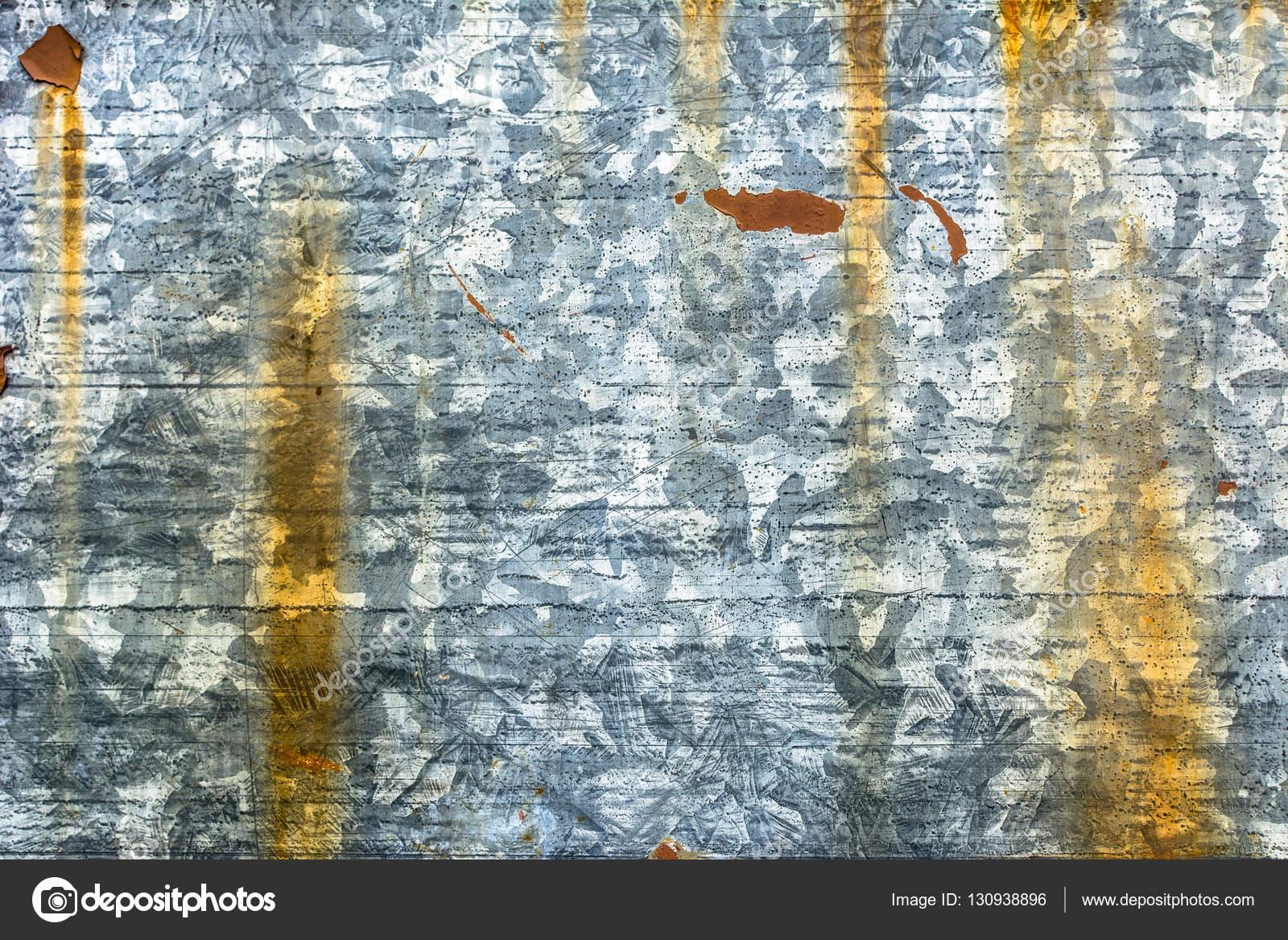 Alte Rostige Blech Rost Hintergrundtextur Stockfoto Alicjane