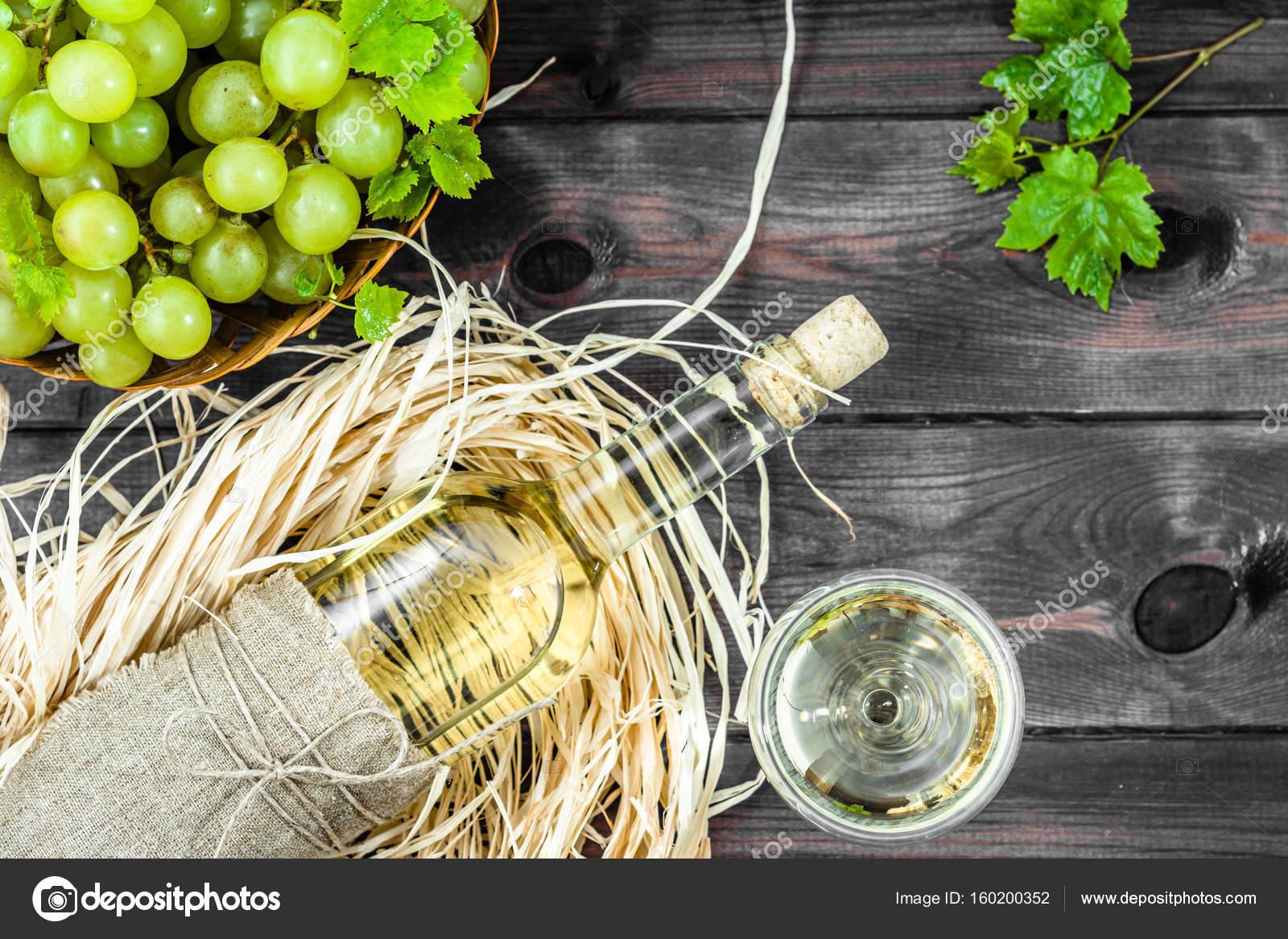 Рецепты домашнего вина из зеленого винограда