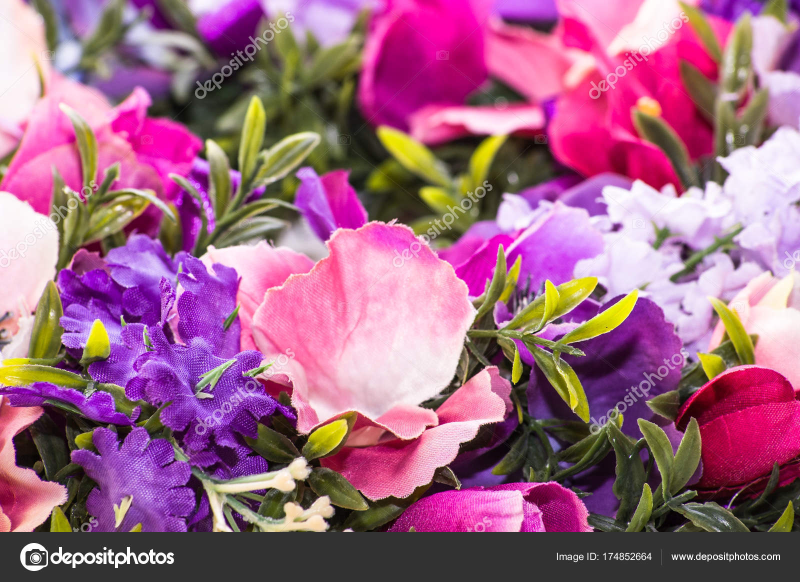 Mothers Day Flowers Background Close Up Photo By Alicjane