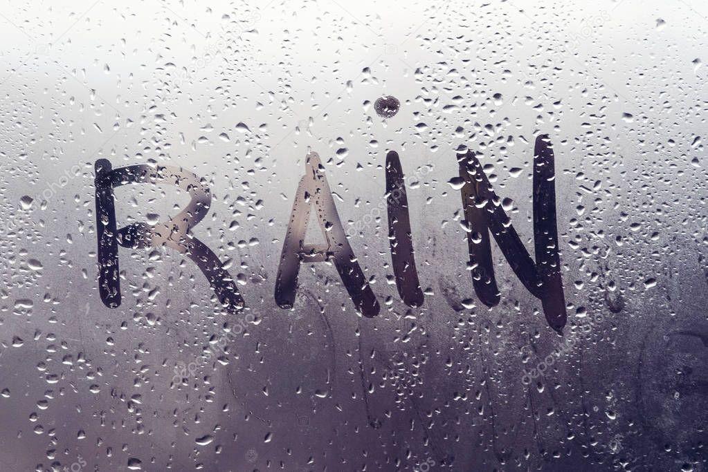 Картинки про дождик с надписью на английском, картинка школьнику