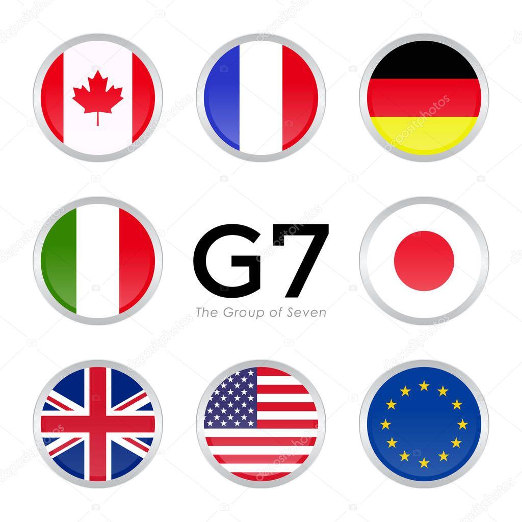 g7 #hashtag