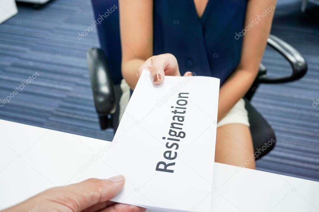submit resignation letter submit resignation letter
