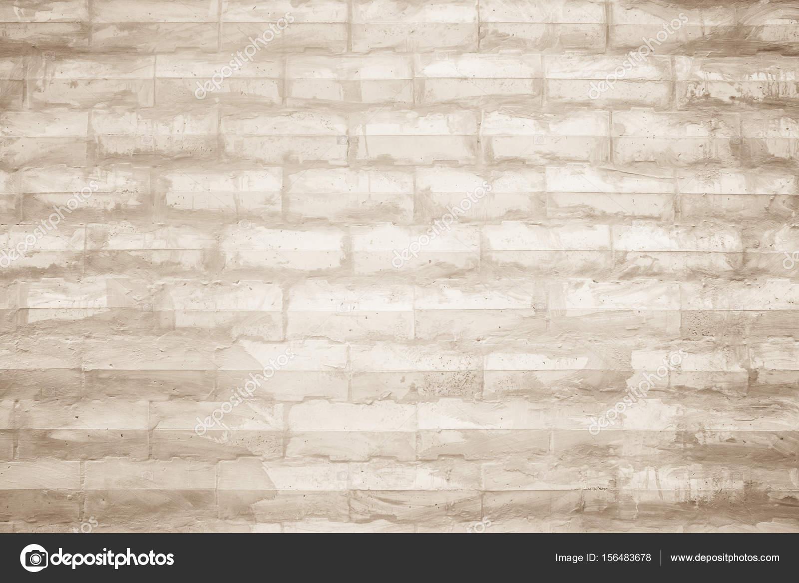 Black White Brick Wall Texture Background Have Flooring Rock