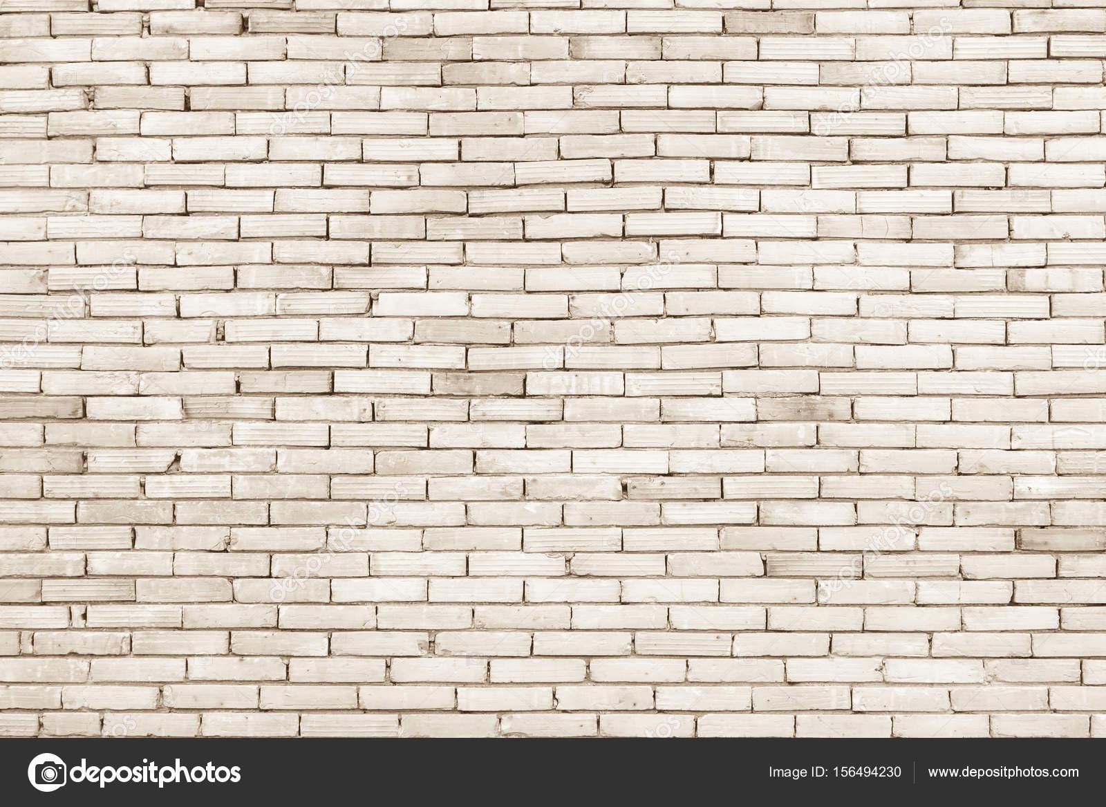 Schwarz Weiss Ziegel Wand Textur Hintergrund Backstein Tapete