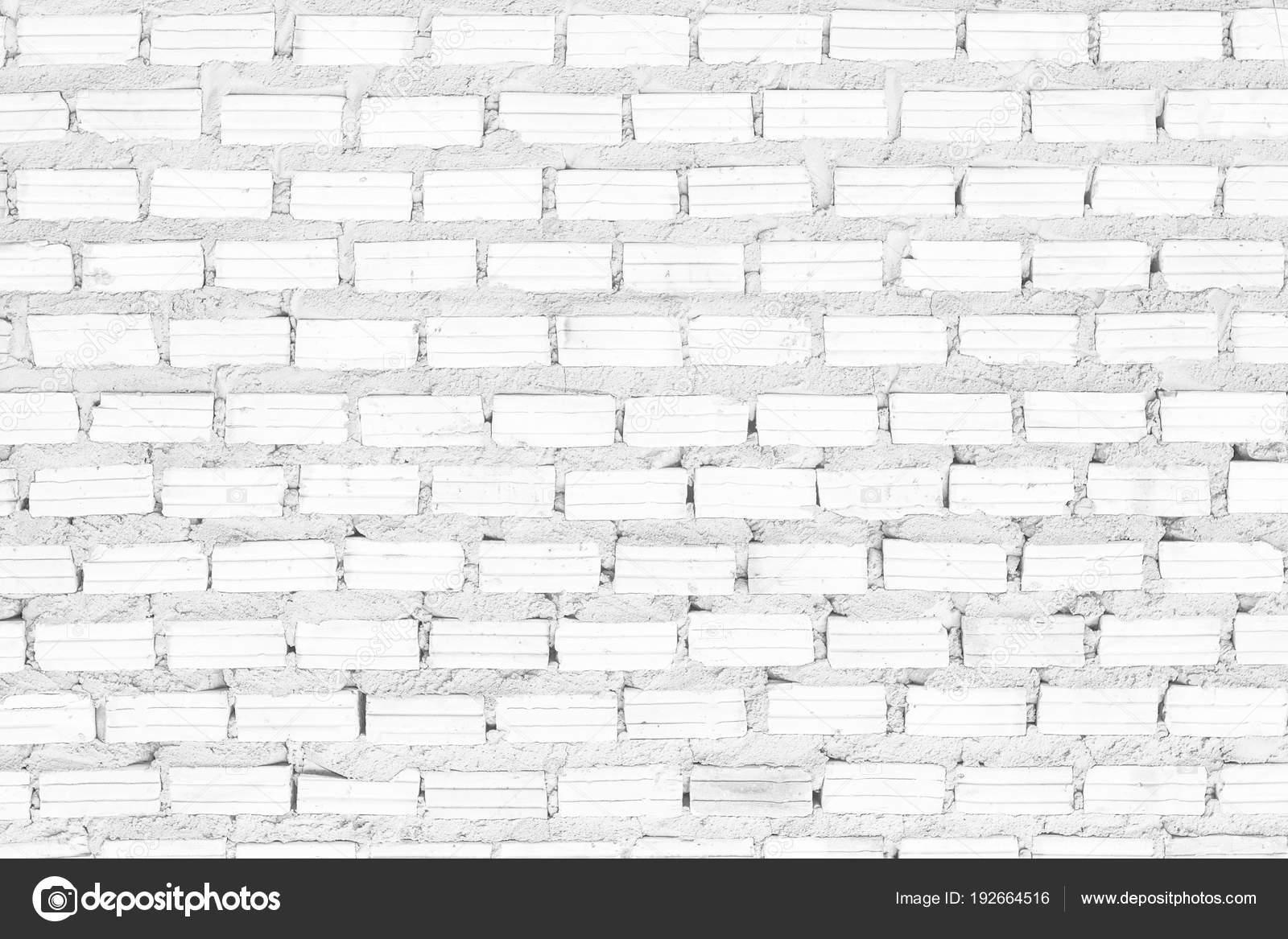 Noir Blanc Brique Texture Fond Fond Ecran Abstraite Peinture Murale