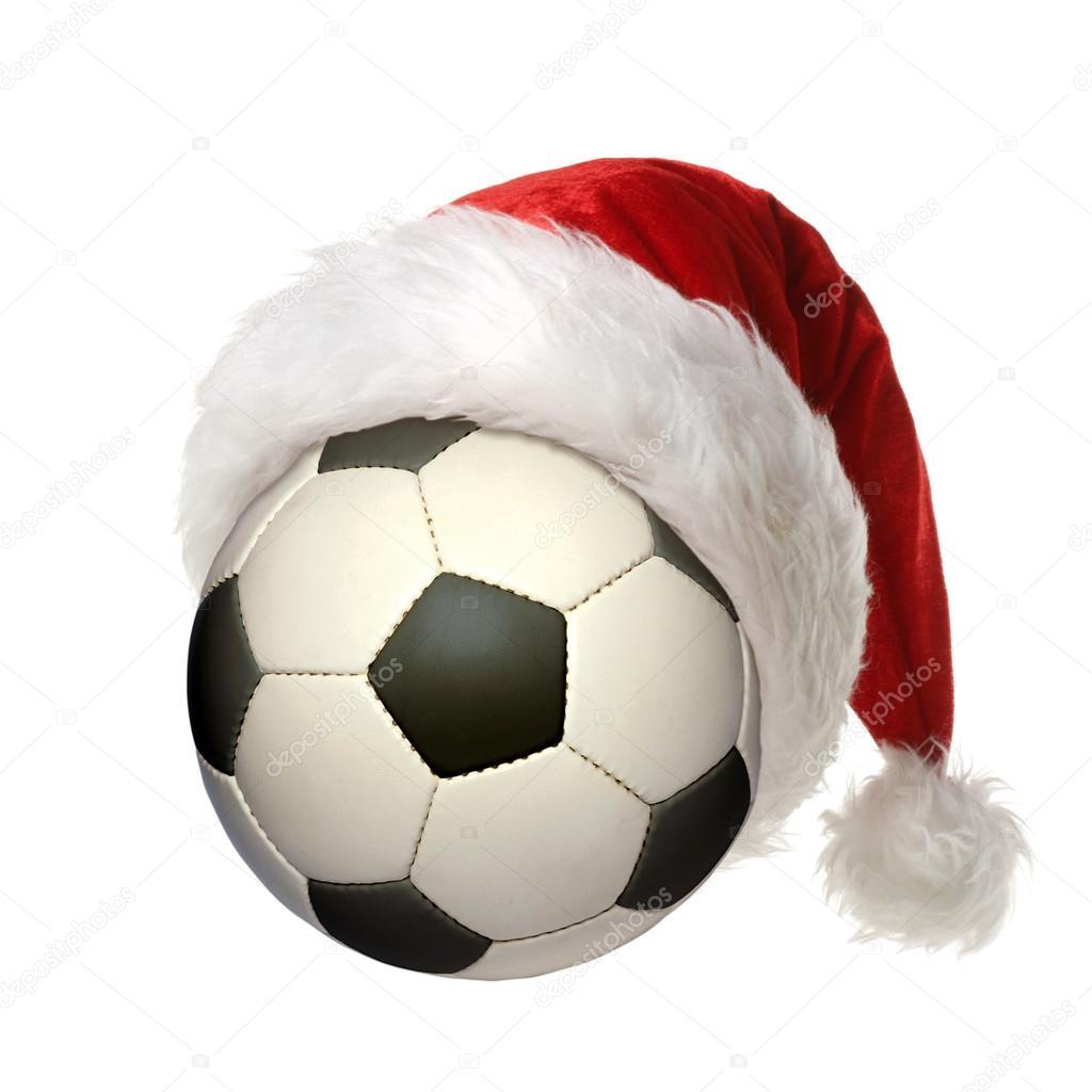 Weihnachten Fussball Stockfoto C Nextphoto 127690036