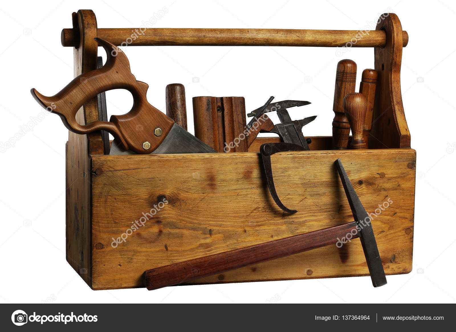 how to build a wooden tool chest
